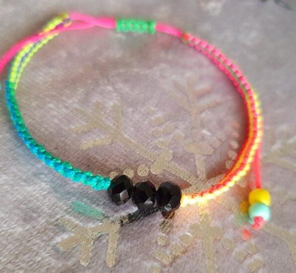Bratara Handmade Rainbow