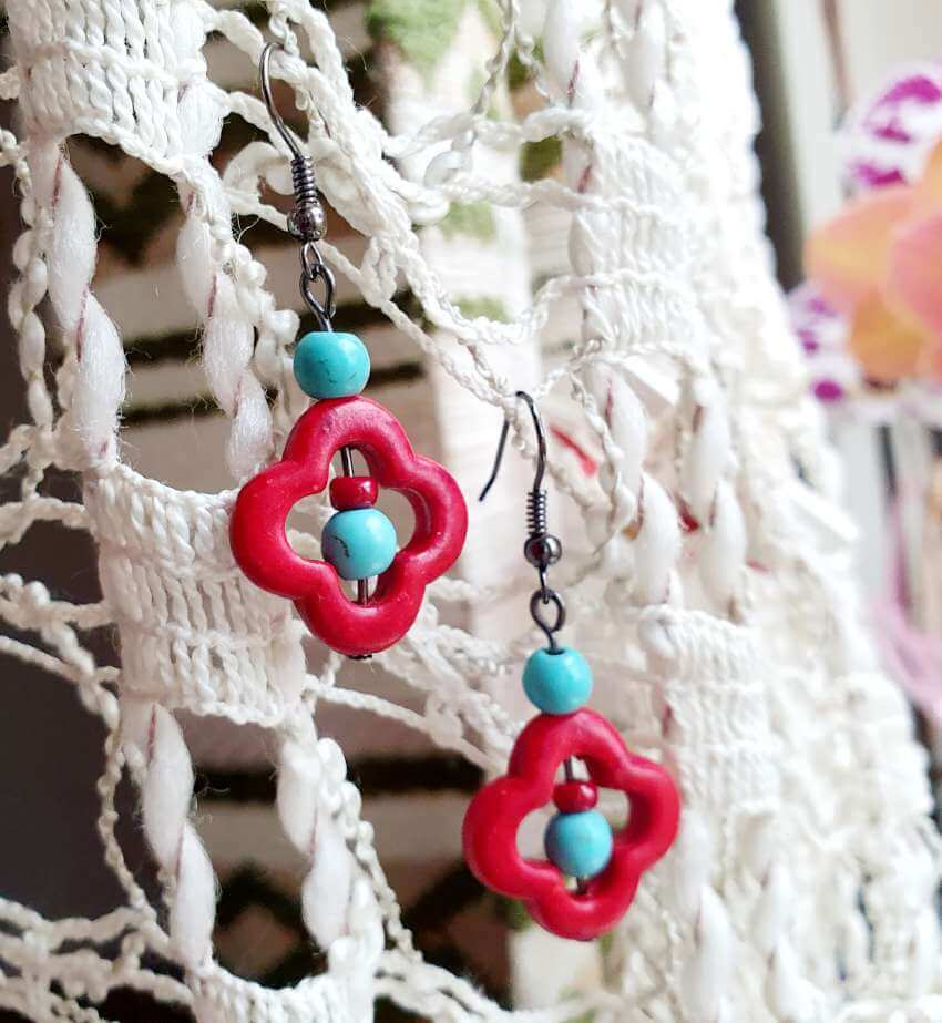 Cercei Handmade True Colors