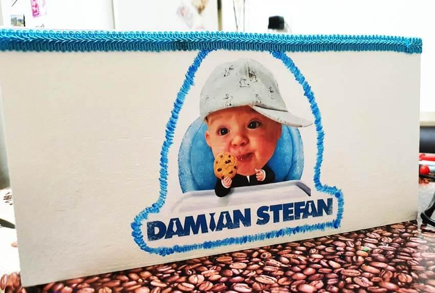 Cutie trusou Damian
