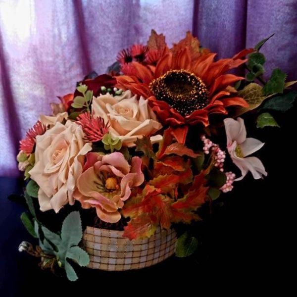 Aranjamentul floral Autumn