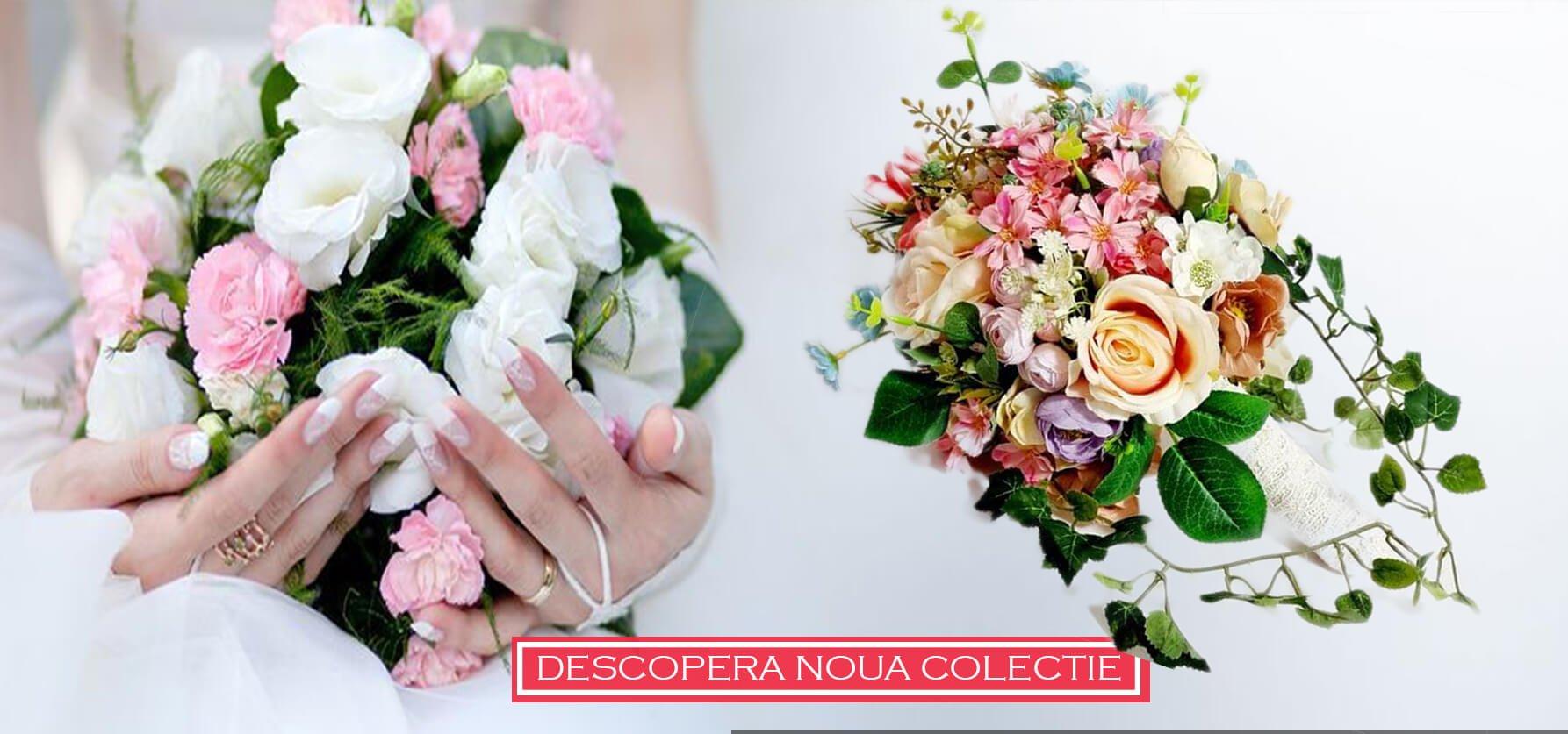 Magazin de Aranjamente si accesorii pentru nunta ralizate handmade
